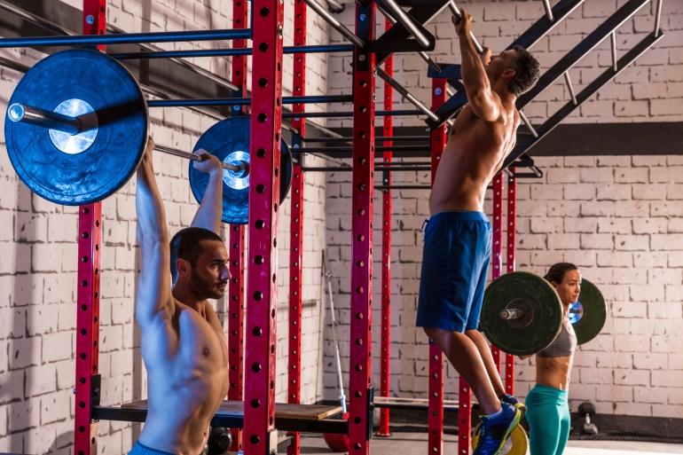 Crossfit entrenamiento