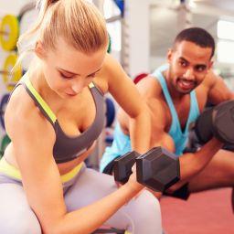 Beneficios de los ejercicios con mancuernas