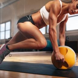 Ejercicios para glúteos y piernas firmes