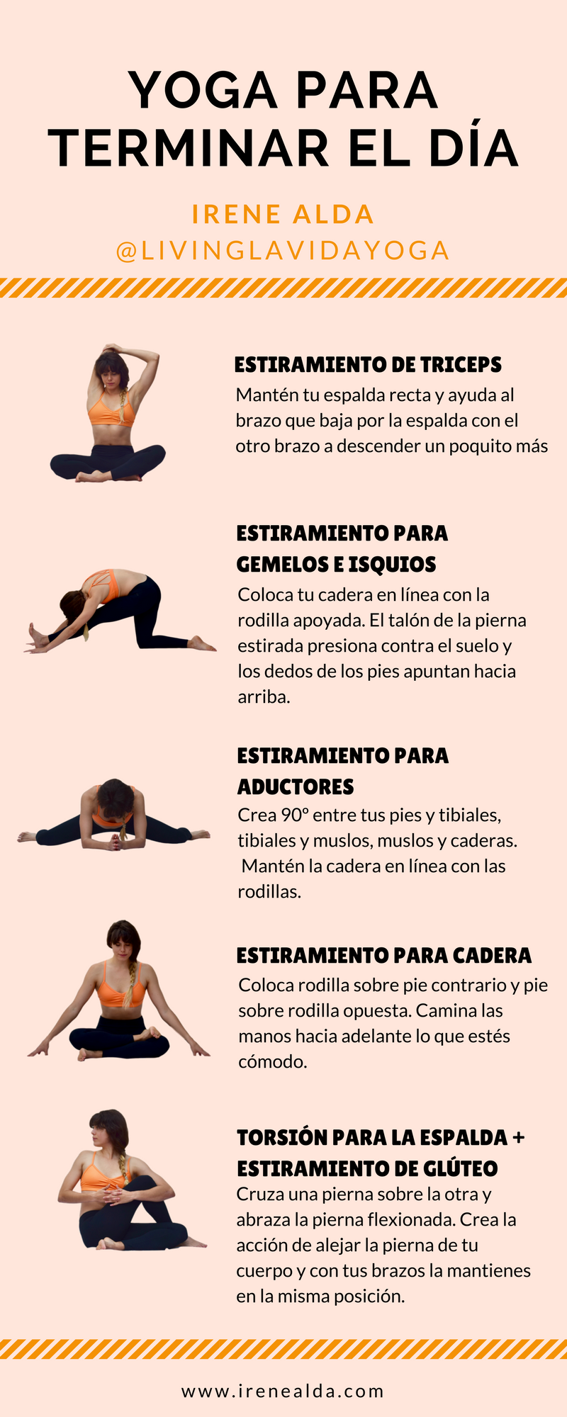 yoga para antes de dormir