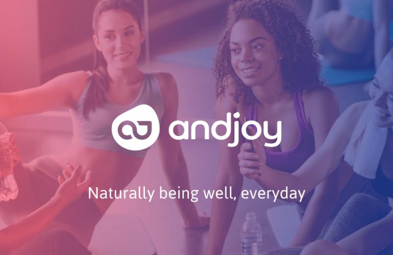 Gymforless pasa a denominarse Andjoy
