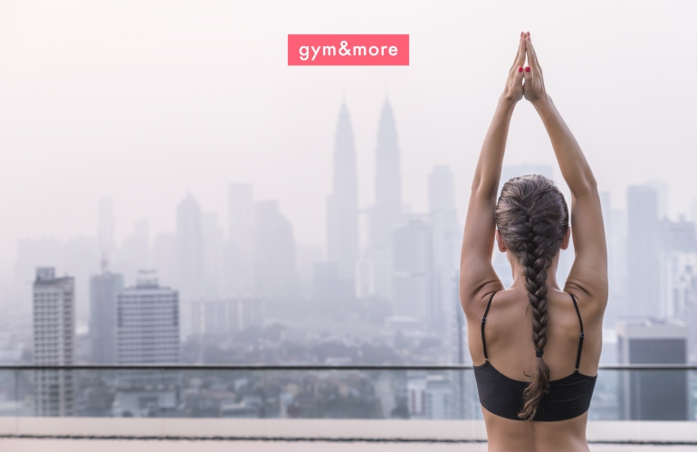 Optimismo mediante el Yoga