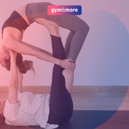 Entrenamiento en pareja: yoga, acroyoga y fitness